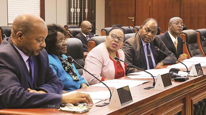 40th Cabinet meeting decisions matrix