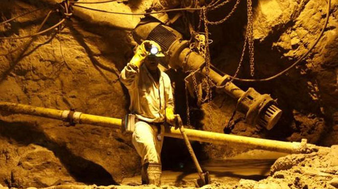 JUST IN: Chamber of Mines forecasts positive outlook