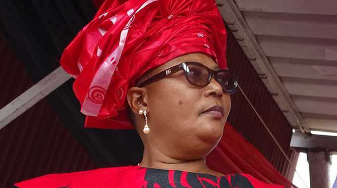 Concourt endorses Khupe's recall from Parliament