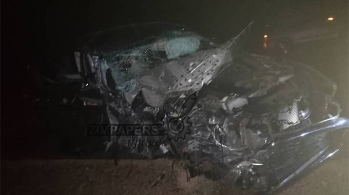 BREAKING: Rushwaya escapes fatal crash