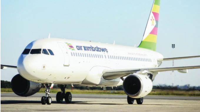 Air Zim starts billing in forex