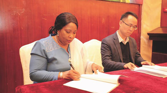 Chinese firm willing to invest in Zim