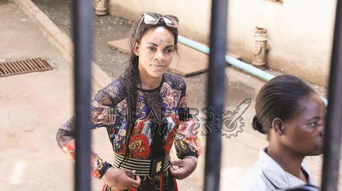 Marry Mubaiwa remanded in custody