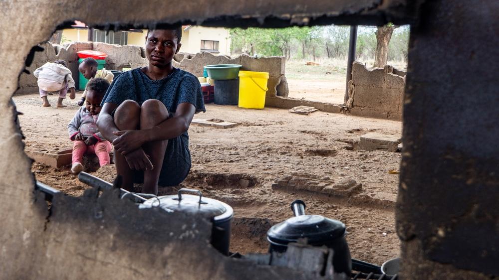 Zimbabwe food scarcity story