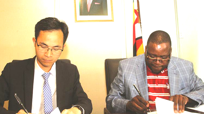 Zim, Chinese firm seal massive agric deal