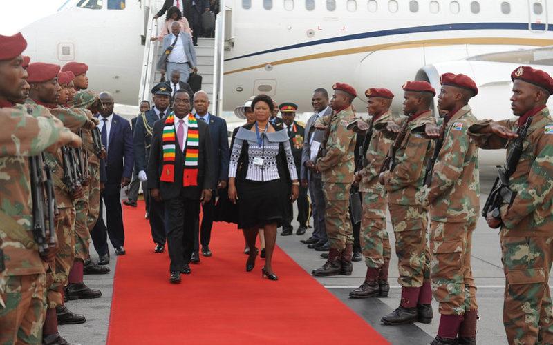 Zimbabwe's President Mnangagwa: One Year Later