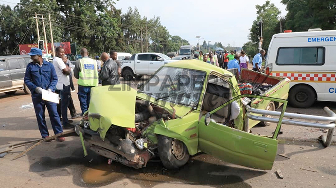UPDATED: Five die in accident