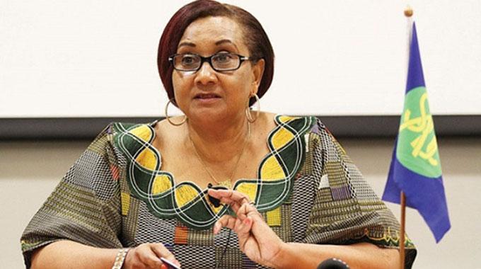 SADC's 'Iron Lady' refuses to be bullied
