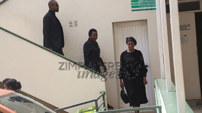 JUST IN: Mugabe estate: Bona appointed executor