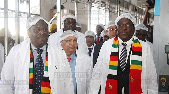 Indian billionaire eyes Zim prime agric land