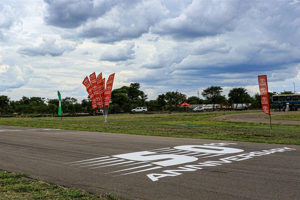 racing in zimbabwe