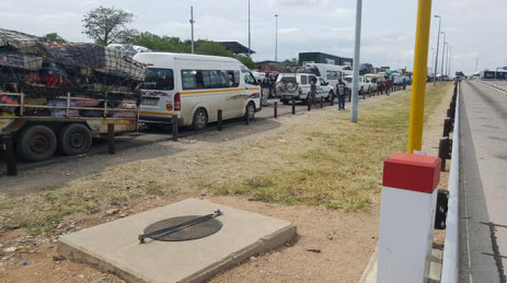 Border authorities ready for holiday …Beitbridge (21 000), Chirundu (3 500) tops in traffic volumes