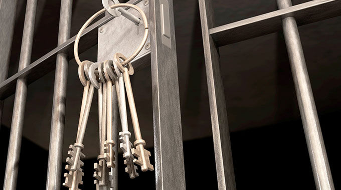 350 touts locked up
