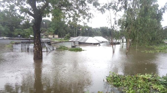 MSD warns of flash flooding