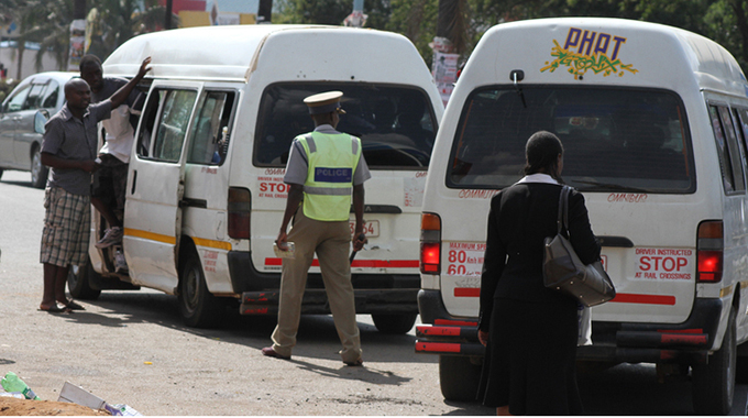 Rank marshals: Transport sector's invisible taxman