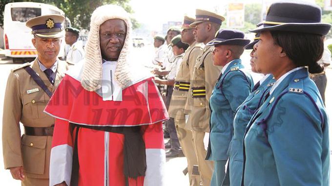 Malaba opens 2020 Legal Year