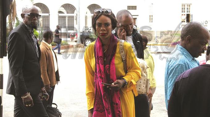 Mubaiwa, Chiwenga court hearing deferred