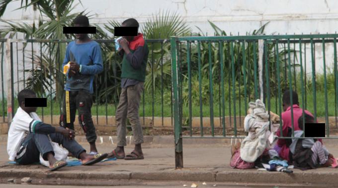 Beggars: The new street marshals