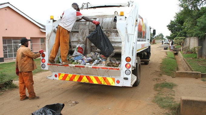 Council refuse trucks stuck in SA for 3 years