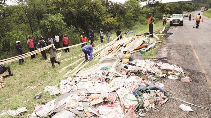 Police name bus crash victims