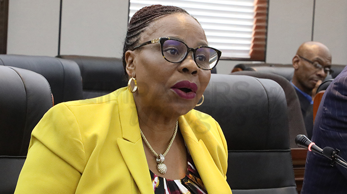Include more women in top posts: Mutsvangwa
