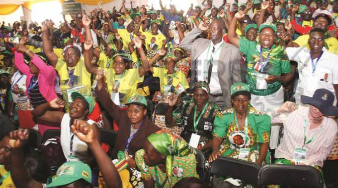 Reflecting on adopted ZANU PF indaba resolutions