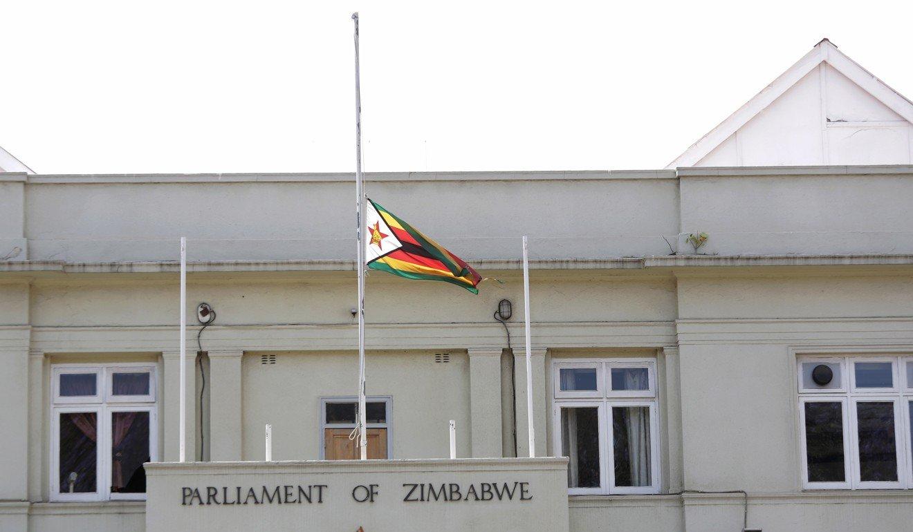 The existing 100-seat, colonial-era parliament. Photo: EPA-EFE