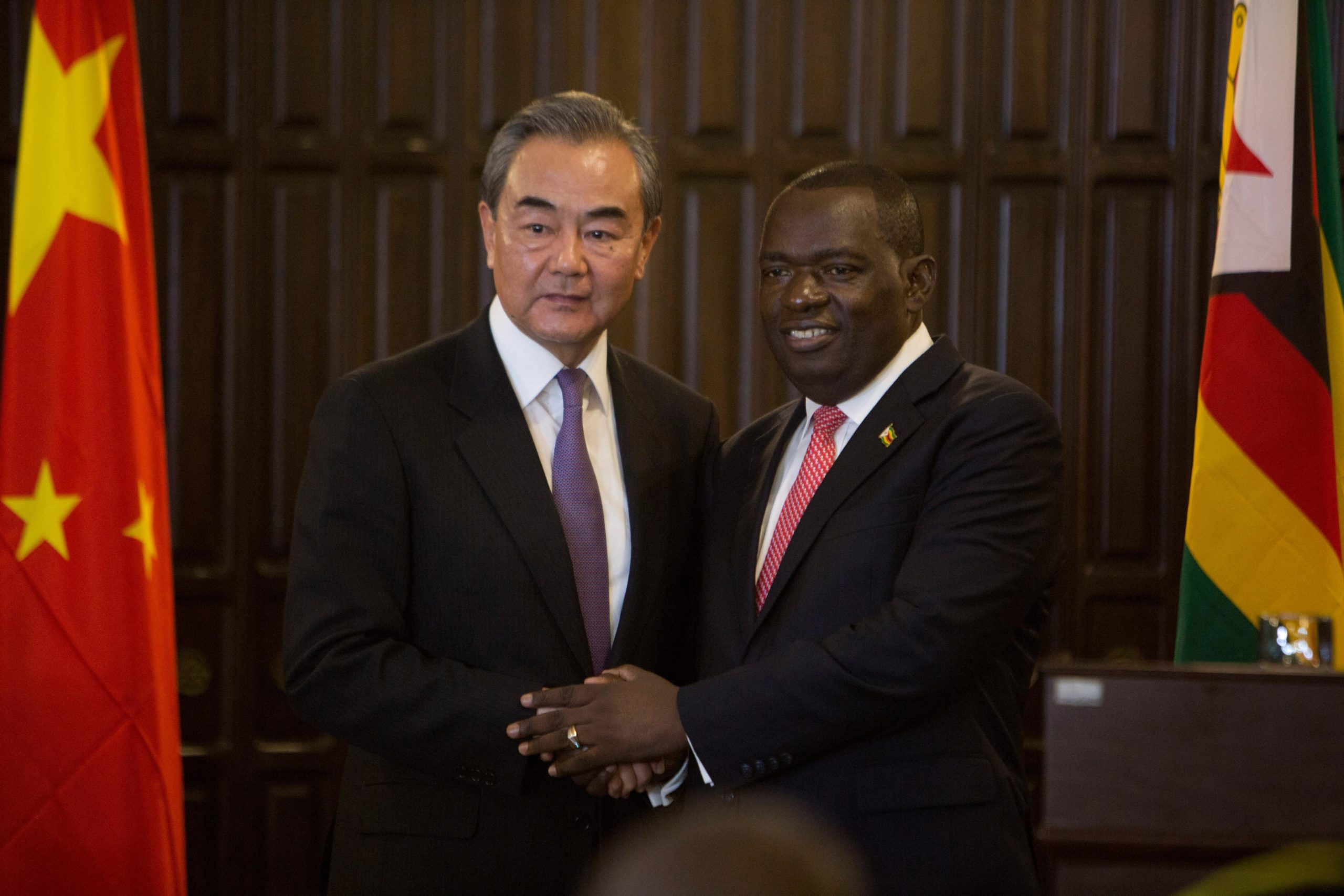 China's currency swap deal with Zimbabwe could backfire
