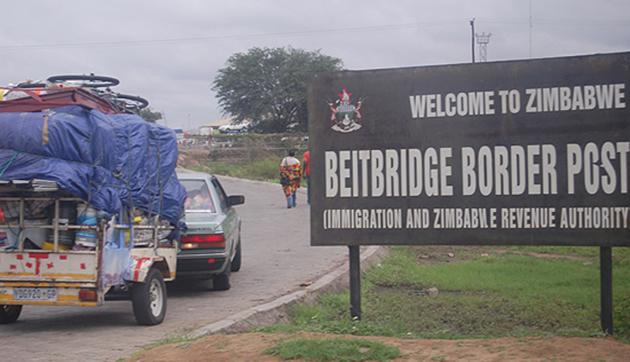 700 000 people used Beitbridge border during festive season