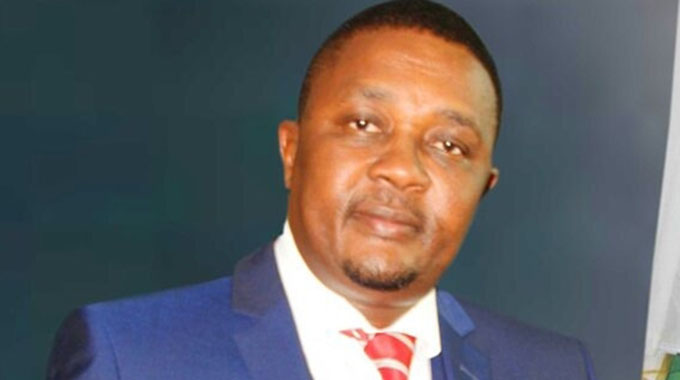 JUST IN: Mzembi under fire stealing party logo