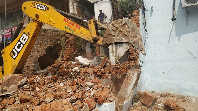 Illegal Mbare structures face demolition