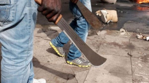 EDITORIAL COMMENT : Let's focus on production, tackle machete gangs