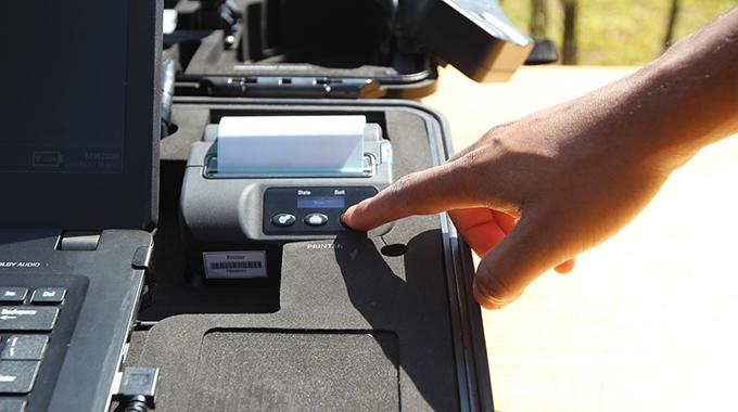 PSC extends biometric registration