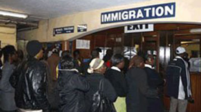 Zim to deport 302 foreigners