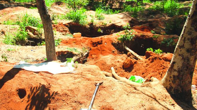 Mbuya Nehanda shrine under threat