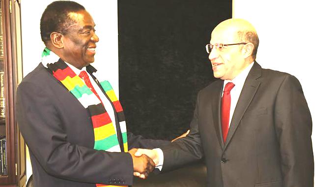 Zim economic prospects bright — Envoy