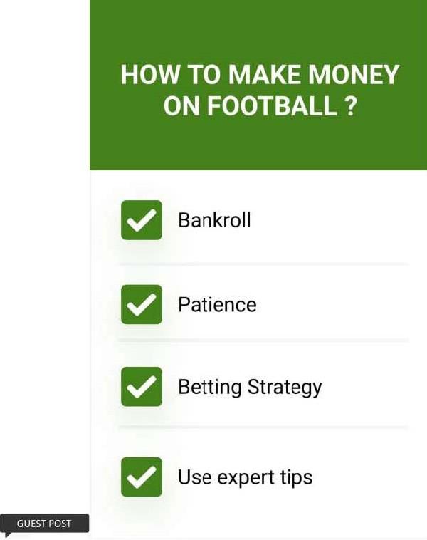 How to make money on football betting betfair in running betting line