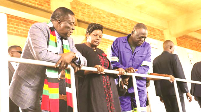 President commissions US$15m irrigation project