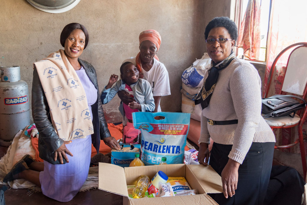 "World Day of Prayer and Bible Society Zimbabwe ""empowering women"" project"