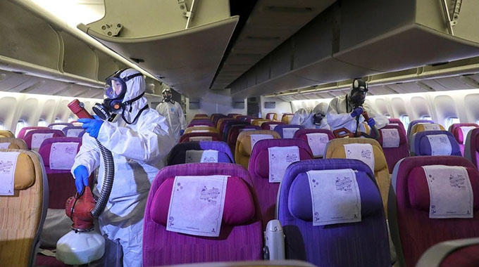 Airlines face $40m hit from coronavirus