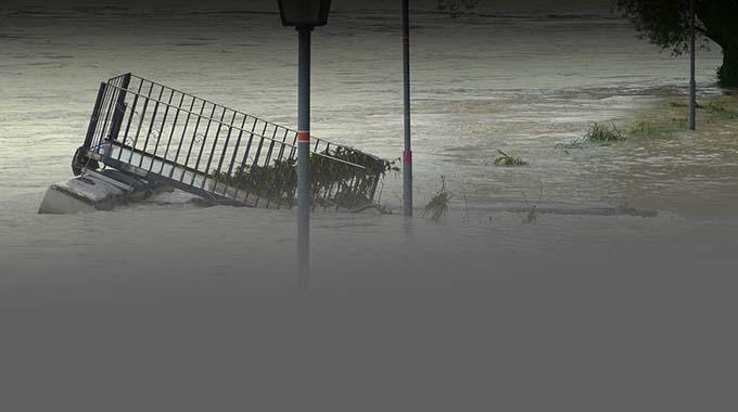 Flash floods to hit central Zim