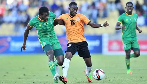 Warriors' Afcon opponents face Fifa ban
