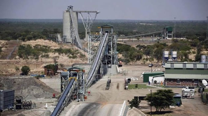 Zimplats expansion drive progressing well