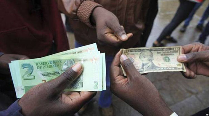 Illegal money-changers move to Avenues