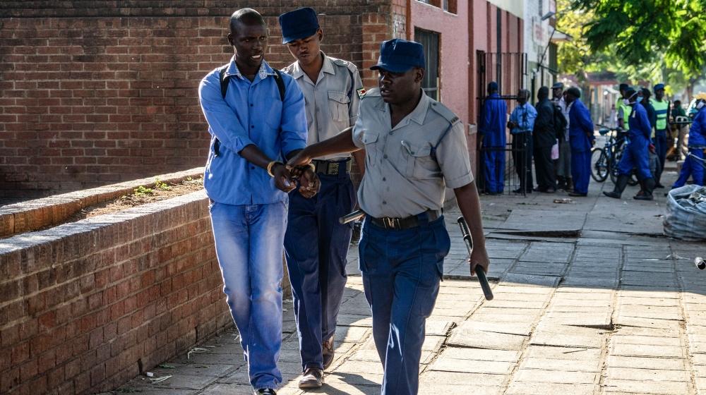 Zimbabwe enters second week of Covid-19 lockdown