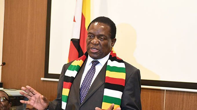 President engages world leaders… as AU calls for end to sanctions on Zim