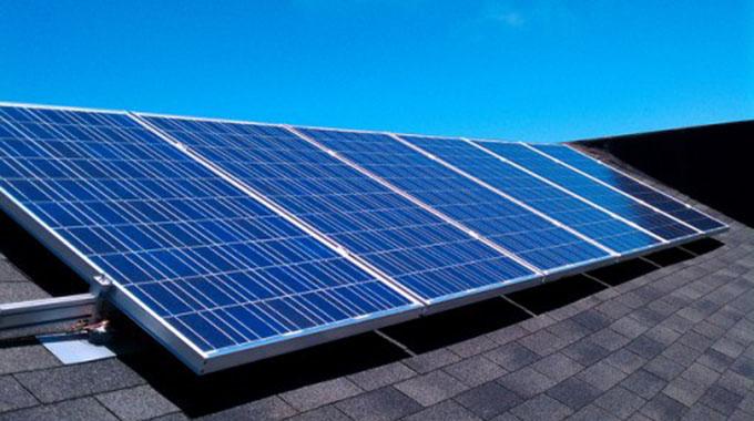 Stolen solar panels recovered