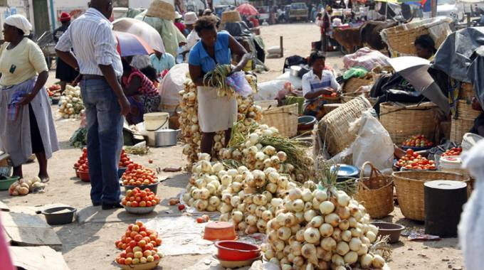 Informal sector must desire to formalise trade