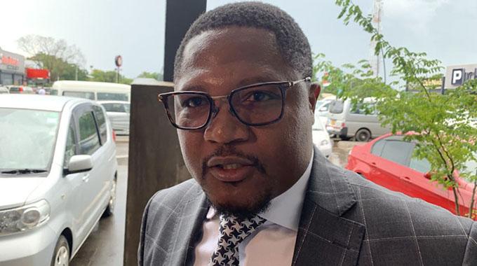 BREAKING: President fires deputy information minister Mutodi