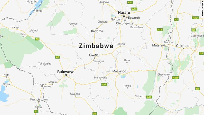 Gweru in Midland Province in Zimbabwe.